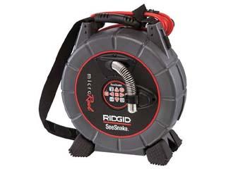 Ridge Tool/リッジツール 【代引不可】RIDGID/リジッド モニター用マイクロリールL100C 30M 35183