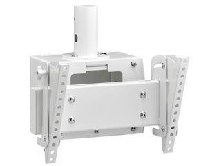 HAMILEX/ハミレックス CH43W(ホワイト) テレビ取付金具 ~43V型