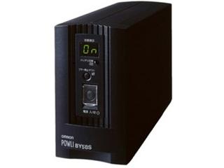 OMRON/オムロン UPS 無停電電源装置(常時商用給電/正弦波出力) 500VA/300W BY50S 単品購入のみ可(取引先倉庫からの出荷のため) クレジットカード決済 代金引換決済のみ