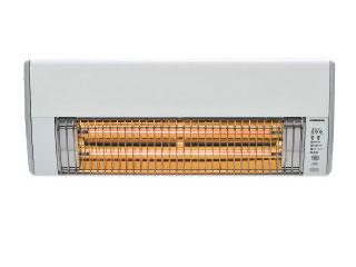 【nightsale】 CORONA/コロナ DHK-C1216A(W) 壁掛型遠赤外線暖房機 ホワイト 1215W