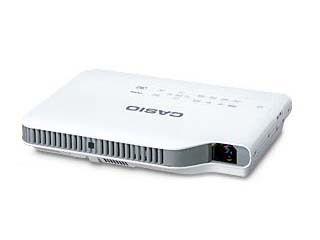 カシオ計算機 レーザー&LEDハイブリッド光源プロジェクター WXGA 3000lm USB/無線 XJ-A257