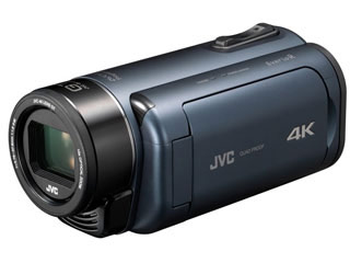 【お得な64GB SDXCカードセットもあります!】 JVC/Victor/ビクター GZ-RY980-A(ディープオーシャン) Everio R/エブリオR 4Kメモリームービー