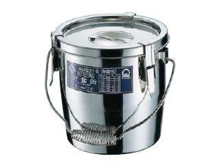 SAモリブデンパッキン付汁食缶/24cm