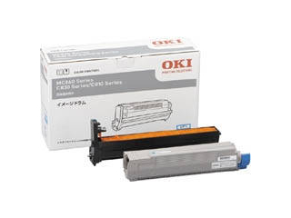 OKI/沖データ ID-C3KC イメージドラム シアン