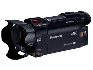 【納期にお時間がかかります】 Panasonic/パナソニック HC-WXF990M-K(ブラック) デジタル4Kビデオカメラ 【ビデオカメラ】