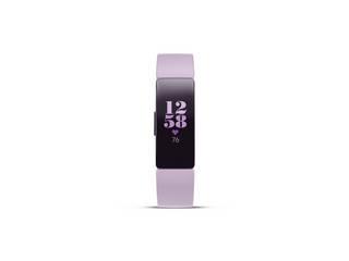 使い方も簡単!! Fit bit Fitbit フィットネス トラッカー Inspire HR FB413LVLV-FRCJK ライラック アプリ通知でスタイリッシュな毎日を! いつもあなたを応援!!!