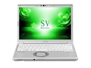 Panasonic パナソニック 12.1型 Let's note SV7 レッツノート (Core i5-8250U/8GB/SSD256GB/Win10Pro/Office) CF-SV7HM5VS 単品購入のみ可(取引先倉庫からの出荷のため) クレジットカード決済 代金引換決済のみ