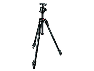 Manfrotto/マンフロット MK290XTC3-BH 290XTRA カーボン 3段三脚+ボール雲台キット
