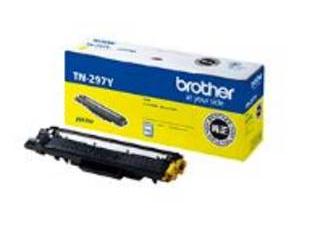 brother/ブラザー工業 トナーカートリッジ 大容量 (イエロー) TN-297Y