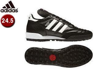 adidas/アディダス 19228 ムンディアルチーム【24.5cm】ブラック/ランニングホワイト/レッド