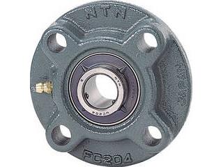 NTN G ベアリングユニット(円筒穴形、止めねじ式)軸径65mm全長205mm全高205mm UCFC213D1
