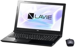 NEC Office搭載15.6型ノートPC LAVIE Smart NS(B) PC-SN18CLSAB-2 スターリーブラック
