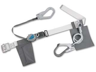 FUJII/藤井電工 【TSUYORON】安全帯用ロープ TRL-2-593S-W-JAN-BP