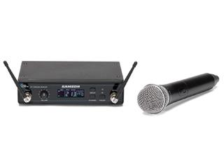 SAMSON/サムソン ESWC99HQ8J-B(ブラック) Concert 99 Handheld ワイヤレス・システム