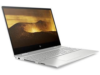 HP エイチピー Office付き タッチ対応15.6型ノートPC HP ENVY x360 (i7/16GB/512GB SSD) 7ZC27PA-AAAB ナチュラルシルバー 単品購入のみ可(取引先倉庫からの出荷のため) クレジットカード決済 代金引換決済のみ