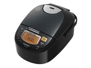 Panasonic/パナソニック SR-FC108-K IHジャー炊飯器 【5.5合炊き】(ステンレスブラック)