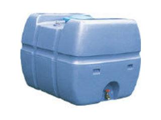 【組立・輸送等の都合で納期に1週間以上かかります】 SEKISUI/積水テクノ成型 【代引不可】LL型セキスイ槽 LL-1000バルブ付 LL-1000 B(ブルー) (1000L) 【watersaving】