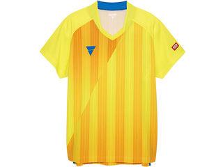 VICTAS(ヴィクタス) VICTAS V‐NGS052 ユニセックス ゲームシャツ/S/イエロー