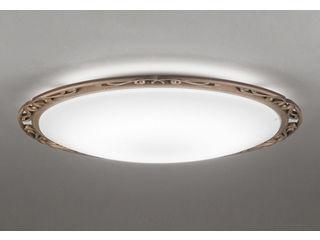 ODELIC/オーデリック OL291008BC LEDシーリングライト 銅古味【~8畳】【Bluetooth 調光・調色】※リモコン別売