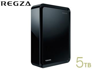 TOSHIBA/東芝 THD-500D2 レグザ純正USBハードディスク 5TB