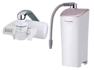 Panasonic/パナソニック 【納期未定!】TK-AJ21-PN  アルカリイオン整水器(ピンクゴールド調)