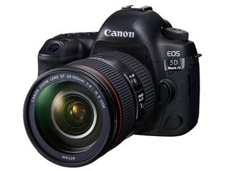 CANON/キヤノン EOS 5D Mark IV(WG)・EF24-105L IS II USM レンズキット  1483C009
