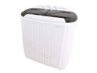 THANKO サンコー 別洗い専用サブ洗濯機!小型二槽式洗濯機 洗濯容量3.6kg 別洗いしま専科3 STTWAMN3 東京・神奈川・千葉・埼玉のみ配送可能