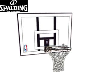 SPALDING/スポルディング 【時間帯指定不可】79484CN NBAコンボ 家庭用バスケットゴール 【沖縄・離島不可】【日時指定不可】商品になります。