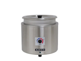 KINGO KINGO湯煎式電気スープジャー11L/D9001