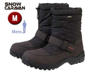 SNOW CARAVAN/スノーキャラバン 0023013 ウィンターブーツ SHC-12M (ブラック)【M】【男性用】
