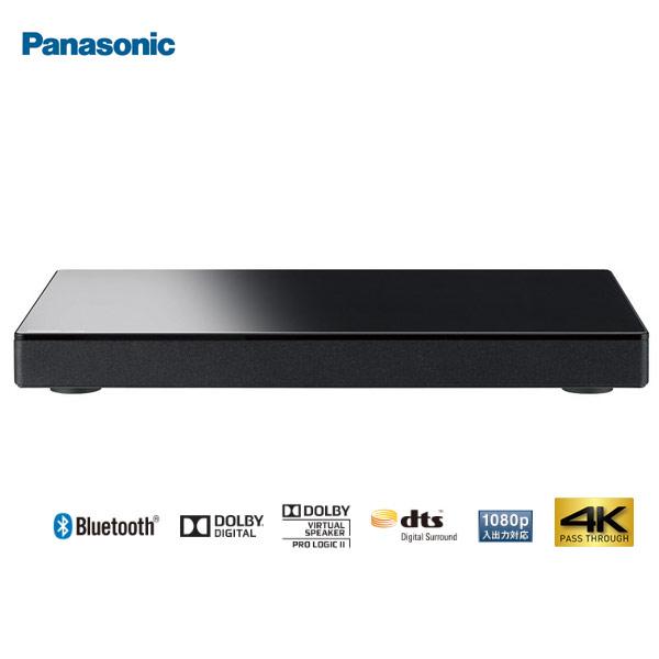 Panasonic/パナソニック SC-HTE200-K(ブラック) シアターボード サブウーハー内蔵2.1ch/4Kパススルー対応