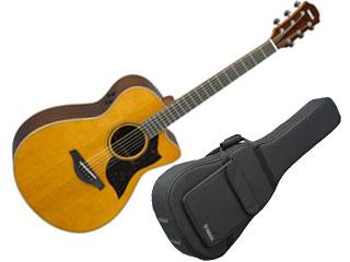 YAMAHA/ヤマハ AC3R ARE (VN/ヴィンテージナチュラル)  【エレアコギター】【ケースセット!】【Aシリーズ】