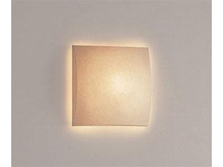 ENDO/遠藤照明 XRB1003N 和風ブラケット 土佐和紙(無地)【電球色】ランプ付