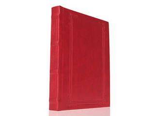 モダンな雰囲気を醸し出す 本革調のクラシカルなフォトアルバム 新作 大人気 ETSUMI エツミ フォトアルバム ご予約品 L80 レッド エポカクラシック VE-5560-10 10冊セット