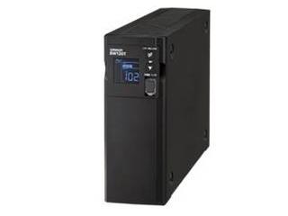 OMRON/オムロン 無停電電源装置 BW100T本体+無償保証6年分 BW100TG6