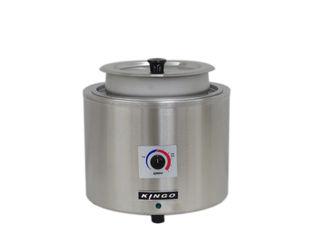 KINGO KINGO湯煎式電気スープジャー7L/D9001