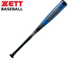 ZETT/ゼット BCT71876-1900 少年軟式FRPバット BLACKCANNON ST 【76cm】 (ブラック)