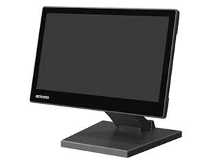 ADTECHNO エーディテクノ LCD1331 フルHD 13.3型IPS液晶パネル搭載 業務用マルチメディアディスプレイ ブラック