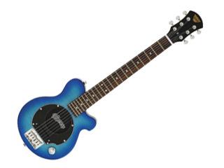 Pignose/ピグノーズ PGG-200FM SBL(See-through Blue) 【Electric Guitar 】 専用ケース付き! 【指板材をローズウッドからテックウッドへ変更している場合がございます】