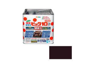 ASAHIPEN/アサヒペン 水性ビッグ10多用途 10L 243こげ茶