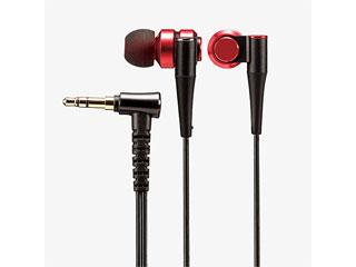 EHP-DH1000ARD レッド ELECOM/エレコム ハイレゾ音源対応ステレオヘッドホン