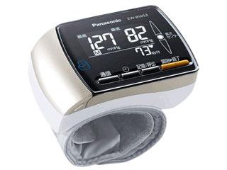 Panasonic/パナソニック EW-BW53-K 手くび血圧計(ブラック)