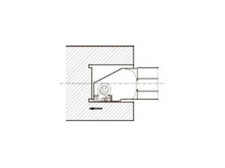 KYOCERA/京セラ 溝入れ用ホルダ GIFVR5032B-501B