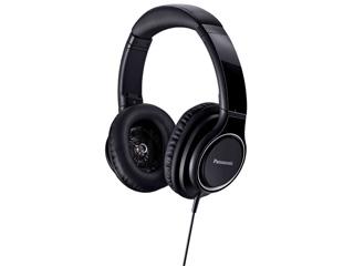 Panasonic/パナソニック RP-HD5-K(ブラック) ステレオヘッドホン