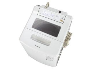 【標準配送設置無料!】 Panasonic/パナソニック 【まごころ配送】NA-JFA806-W[クリスタルホワイト] 全自動洗濯機 [洗濯・脱水容量8kg] 【お届けまでの目安:14日間】