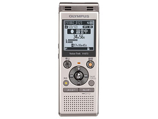 大容量メモリー内蔵なので安心 ビジネスにも活用できる高機能モデル OLYMPUS オリンパス 人気の定番 V-873 GLD ICレコーダー Voice-Trek 送料無料カード決済可能 シャンパンゴールド