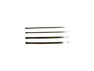 Panduit/パンドウイットコーポレーション MLTタイプ 自動ロック式ステンレススチールバンド SUS304 幅4.6mm 長さ838mm 100本入り MLT10S-CP