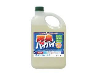 ユダ 業務用 消臭剤 悪臭バイバイ 3.75L
