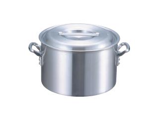 EBM EBM アルミ プロシェフ 電磁 半寸胴鍋(目盛付)42