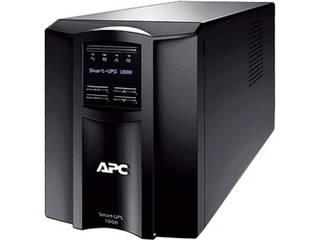 シュナイダーエレクトリック(APC) UPS(無停電電源装置) Smart-UPS 1000 LCD 100V SMT1000J ※初期不良、修理問合わせは直接メーカーまでお願い致します(電話番号:0570-056-800)